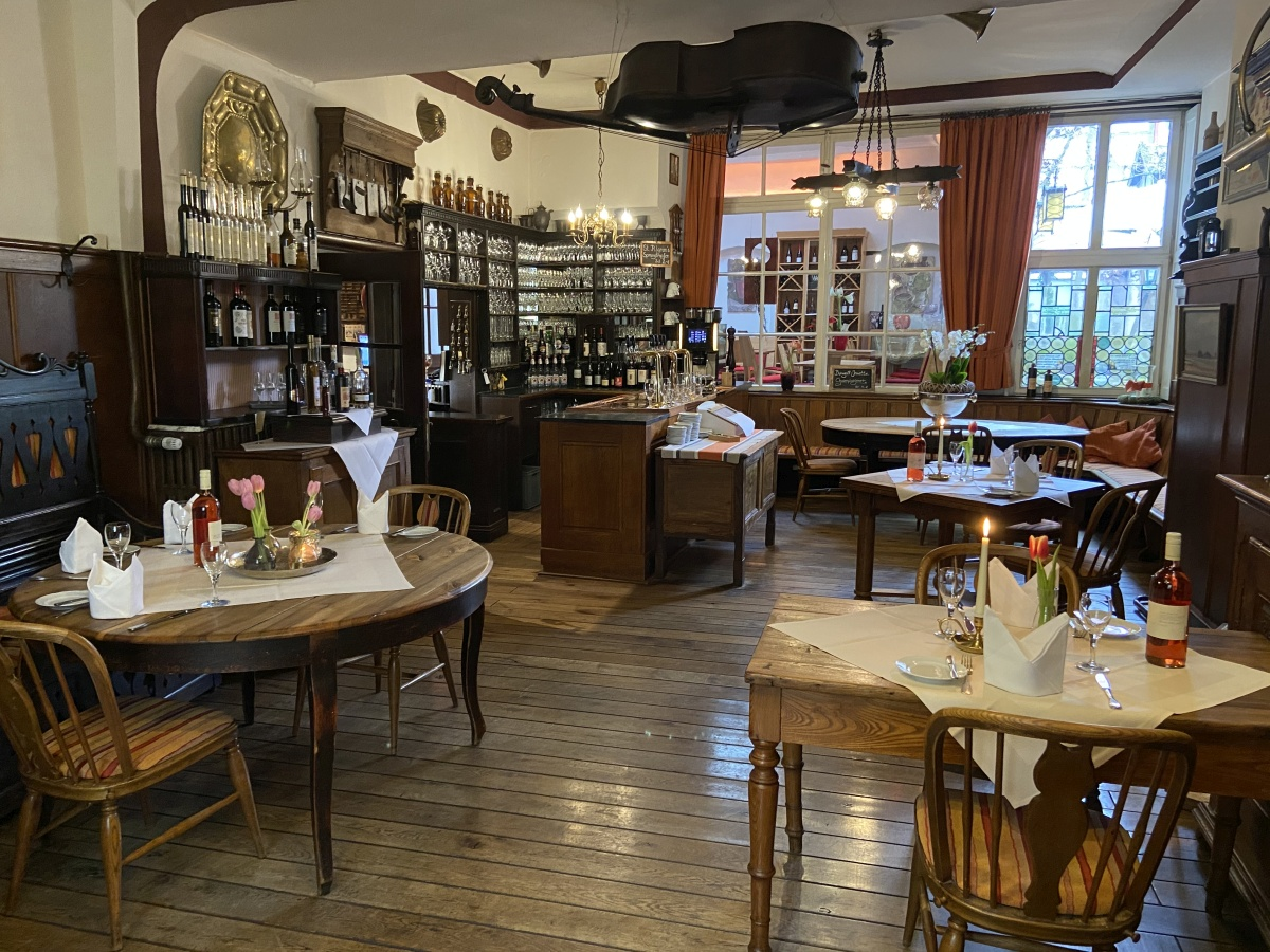 Pilgrimhaus Restaurant