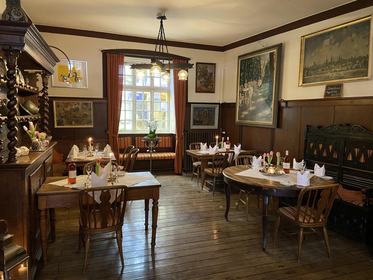 Pilgrimhaus Restaurant in Soest